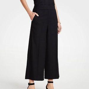Ann Taylor Wide Leg Marina Pant